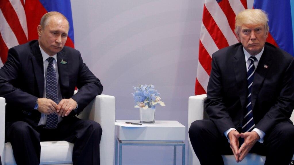 Quan hệ Nga-Mỹ đang trải qua nhiều sóng gió