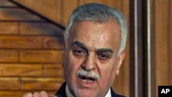 Πολιτικά υποκινούμενες οι κατηγορίες σε βάρος μου, δηλώνει ο Αντιπρόεδρος του Ιράκ
