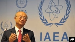 Ông Yukiya Amano, Tổng giám đốc IAEA