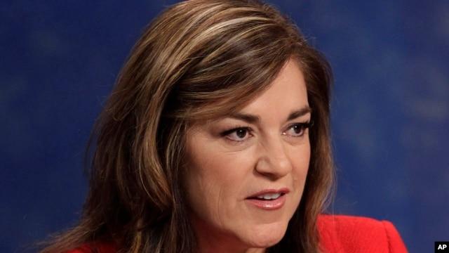 Dân biểu Mỹ Loretta Sanchez.