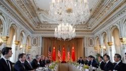VOA连线:川普亚太行:聚焦贸易和朝鲜,将跟菲律宾谈人权