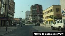 Avenida Amílcar Cabral, Luanda, Angola