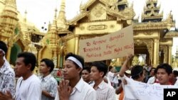 Bentrokan penganut Budha dan Islam di negara bagian Rakhine, Burma, membuat mereka ragu untuk dapat kembali hidup berdampingan (Foto: dok).