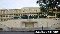 Hospital em Maputo