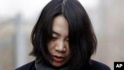 Bà Cho Hyun-ah ngỏ lời xin lỗi về sự việc xảy ra trên chuyến bay