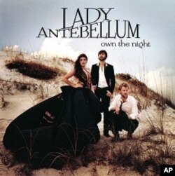 "Lady Antebellum's ""Own The Night"" CD"