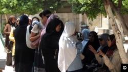 Egypt Voting Shade