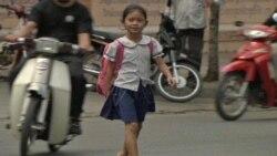 Пешеходы мира за безопасность на дорогах