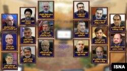 در لیست کابینه پیشنهادی روحانی هیچ وزیری از زنان حضور ندارد.