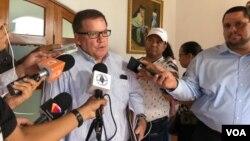 A más de 48 horas del atentado en contra de los empresarios, la Policía Nacional no se ha pronunciado al respecto.