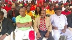 Kukhethwa uChamisa Ukuthi Akhokhele Ibandla leMDC-T Lomanyano weMDC Alliance