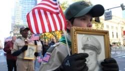 反映美國政府理想與制度社論:退伍軍人節