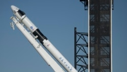 Quiz - NASA Astronauts Make Final Preparations for First Private Space Launch