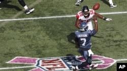 ศึกคนชนคน NFL ได้ 12 ทีมเข้าเพลย์ออฟ ยักษ์เขียวยังเต็งหนึ่ง