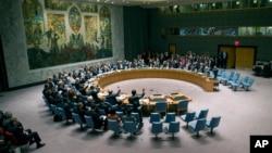 La votación en el Consejo de Seguridad fue posible gracias a que EE.UU. y Rusia lograron un acuerdo.