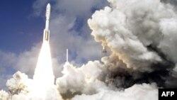 Запуск планетохода «Кьюриосити»