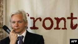 Người sáng lập trang mạng Wikileaks Julian Assange