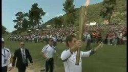 2012-05-10 粵語新聞: 2012 奧運會火炬在希臘點燃