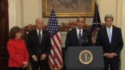 奧巴馬提名克里參議員接任國務卿