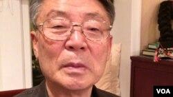 북한 김정일 국방위원장의 가정교사였던 미국 조지메이슨대학의 김현식 연구교수.