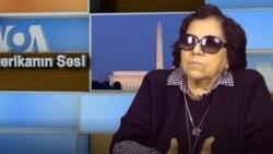 Novella Cəfəroğlu: Bunların allahı varsa siyasi məhbusları buraxmalıdırlar