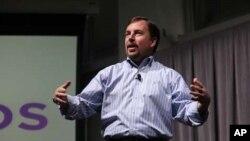 Giám đốc điều hành Yahoo Scott Thompson
