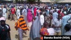 Jama'a birnin Kano cibiyar kasuwanci da harshen Hausa