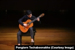 Despite Covid-19, Pongtorn Techaboonakho will be studying at San Francisco Conservatory of Music.