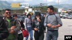 Autoritet greke po praktikojnë masa të reja për lejet e kalimit të emigrantëve shqiptarë