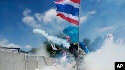 Thai Protests Intensify in Bangkok