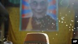 流亡尼泊爾的西藏人(資料圖片)