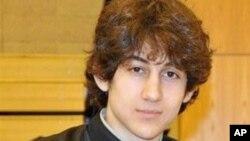 Nghi can Dzhokhar Tsarnaev, 19 tuổi, đã chính thức bị khởi tố.