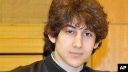 Dzhokhar A. Tsarnaev tersangka pemboman Boston yang masih buron (foto: dok). Bibi tersangka menggambarkan keponakannya adalah sosok yang normal dan baik.
