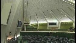 احمدی نژاد به مجلس نیامده، اختلاف شروع شد