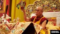 達賴喇嘛 ( 資料照片)