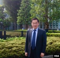 台灣監察院監察委員張武修認為東京奧運台灣正名公投將是一個思考的過程。(張武修提供)