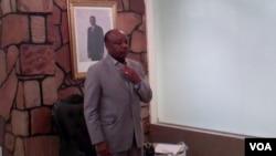 Angola Malanje governador Norberto Fernandes dos Santos
