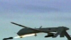نمایش هواپيمای بمب افکن جديد و بدون سرنشين «کرار» در ایران