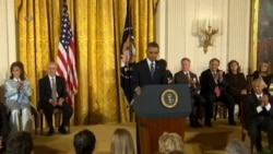 Sixteen Americans Awarded Medal of Freedom