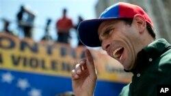 El semanario alemán Der Spiegel publica una entrevista con el dos veces candidato a la presidencia de Venezuela Henrique Capriles.