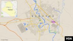 The Jadida neighborhood of Baghdad