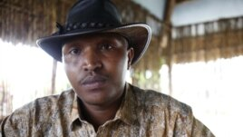 FILE - Indicted war criminal Bosco Ntaganda poses for a photograph during an interview in Goma, Democratic Republic of Congo, October 5, 2010.