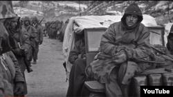 미국의공영방송'PBS'의 새 다큐멘터리 '장진호전투'의 한 장면.