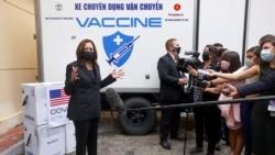 Điểm tin ngày 27/8/2021 - 770.000 trong số 1 triệu liều vaccine Mỹ hứa tặng đã về đến Việt Nam