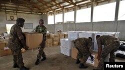 Emergency Aid Rushed to Cyclone-hit Vanuatu