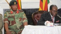 Watshiyelani Uzulu uRobert Mugabe?