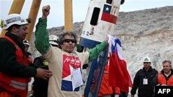 Čileanski rudari u dobrom stanju