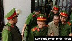 Xử phúc thẩm vụ nông dân Đặng Văn Hiến