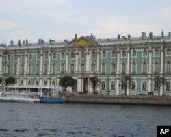 圣彼得堡冬宫