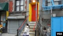 Дом номер 35 на Market Street в Чайна-тауне
